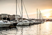 Otranto harbour