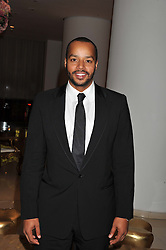 DONALD FAISON at an after show party following the opening night of All New People held at the St.Martin's Lane Hotel, London on 28th February 2012.
