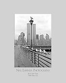 World Trade Center 1991 Poster, Birds' Eye View