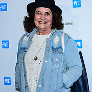 Margaret Trudeau Arrives at 2020 WE Day UK at Wembley Arena, London, Uk 4 March 2020.