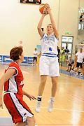 DESCRIZIONE : Ortona Giochi del Mediterraneo 2009 Mediterranean Games Italia Italy Albania Preliminary Women<br /> GIOCATORE : Francesca Modica<br /> SQUADRA : Nazionale Italiana Femminile<br /> EVENTO : Ortona Giochi del Mediterraneo 2009<br /> GARA : Italia Italy Albania<br /> DATA : 28/06/2009<br /> CATEGORIA : tiro<br /> SPORT : Pallacanestro<br /> AUTORE : Agenzia Ciamillo-Castoria/G.Ciamillo