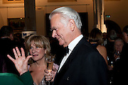 LORD OWEN, The 2009 Booker Prize dinner. Guildhall. London. 6 October 2009