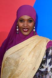 Edinburgh International Film Festival 2019<br /> <br /> A Girl From Mogadishu (International Premiere)<br /> <br /> Pictured: Ifrah Ahmed<br /> <br /> Alex Todd | Edinburgh Elite media