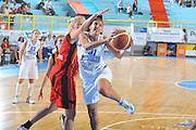 DESCRIZIONE : Cagliari Qualificazioni Europei 2011 Italia Belgio<br /> GIOCATORE : Chiara Consolini<br /> SQUADRA : Nazionale Italia Donne<br /> EVENTO : Qualificazioni Europei 2011<br /> GARA : Italia Belgio<br /> DATA : 20/08/2010 <br /> CATEGORIA : Tiro<br /> SPORT : Pallacanestro <br /> AUTORE : Agenzia Ciamillo-Castoria/M.Gregolin<br /> Galleria : Fip Nazionali 2010 <br /> Fotonotizia : Cagliari Qualificazioni Europei 2011 Italia Belgio<br /> Predefinita :