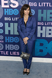 May 29, 2019 - New York, New York, United States - Gina Gershon attends HBO Big Little Lies Season 2 Premiere at Jazz at Lincoln Center  (Credit Image: © Lev Radin/Pacific Press via ZUMA Wire)