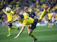 Watford v Middlesbrough - 06/04/2015