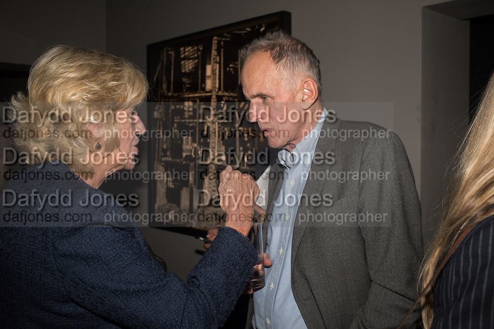 ANNABEL ELLIOT; JAMES FOX, Don McCullin: Eighty. Hamiltons, Carlos Place, London. 24 September 2015.