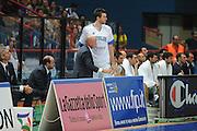 DESCRIZIONE : Bari Qualificazioni Europei 2011 Italia Lettonia<br /> GIOCATORE : Luca dalmonte<br /> SQUADRA : Nazionale Italia Uomini <br /> EVENTO : Qualificazioni Europei 2011<br /> GARA : Italia Lettonia<br /> DATA : 20/08/2010 <br /> CATEGORIA : Ritratto<br /> SPORT : Pallacanestro <br /> AUTORE : Agenzia Ciamillo-Castoria/GiulioCiamillo<br /> Galleria : Fip Nazionali 2010 <br /> Fotonotizia : Bari Qualificazioni Europei 2011Italia Lettonia<br /> Predefinita :