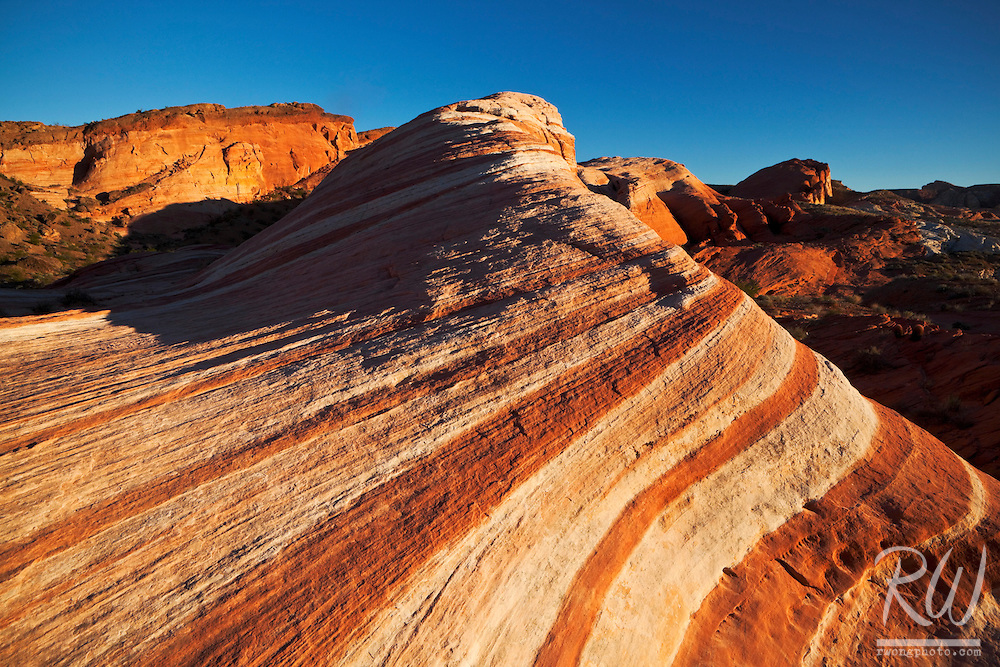 The Wave, Valley of Fire State Park, Nevada