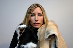 Heather Mills-McCartney uses her celebrity status to bring attention to the ongoing problem of illegal trade in dog and cat fur.