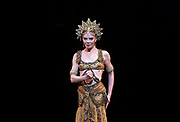 La Bayadere <br /> A ballet in three acts <br /> Choreography by Natalia Makarova <br /> After Marius Petipa <br /> The Royal Ballet <br /> At The Royal Opera House, Covent Garden, London, Great Britain <br /> General Rehearsal <br /> 30th October 2018 <br /> <br /> STRICT EMBARGO ON PICTURES UNTIL 2230HRS ON THURSDAY 1ST NOVEMBER 2018 <br /> <br /> <br /> <br /> Natalia Osipova as Gamzatti <br /> <br /> <br /> Photograph by Elliott Franks Royal Ballet's Live Cinema Season - La Bayadere is being screened in cinemas around the world on Tuesday 13th November 2018 <br />