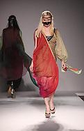 Graduate Fashion Show of American InterContinental University London's School of Fashion 2010..Copyright: Jonathan Goldberg
