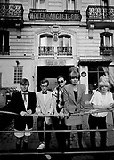 B52's Paris 1983