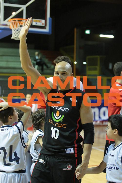 DESCRIZIONE : Lodi Lega A2 2009-10 Campionato UCC Casalpusterlengo - Riviera Solare RN<br /> GIOCATORE : Carlton Myers<br /> SQUADRA : Riviera Solare RN<br /> EVENTO : Campionato Lega A2 2009-2010<br /> GARA : UCC Casalpusterlengo Riviera Solare RN<br /> DATA : 14/03/2010<br /> CATEGORIA : Ritratto<br /> SPORT : Pallacanestro <br /> AUTORE : Agenzia Ciamillo-Castoria/D.Pescosolido
