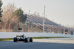 February 28, 2019 - Montmelo, BARCELONA, Spain - Nicolas Hülkenberg (Renault F1 Team) RF19 car, seen in action during the winter testing days at the Circuit de Catalunya in Montmelo (Catalonia), Thursday, February 28, 2019. (Credit Image: © AFP7 via ZUMA Wire)