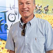 NLD/Hilversum/20170622 - Perspresentatie NOS Tour de France, Herbert Dijkstra