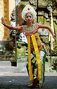 Batubulan. Balinese dance during a Barong & Rangda performance.