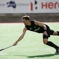 MELBOURNE - Champions Trophy men 2012<br /> England v New Zealand<br /> foto: Flying Simon Child.<br /> FFU PRESS AGENCY COPYRIGHT FRANK UIJLENBROEK