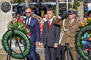 De Prins van Wales zal aanwezig zijn bij de Polish Airborne Commemorative Service, Driel. Als onderdeel van de dienst plaatst de Prins een krans aan de voet van het hoofdmonument.<br /> <br /> The Prince of Wales will attend the Polish Airborne Commemorative Service, Driel. As part of the service, The Prince will place a wreath at the base of the main memorial.