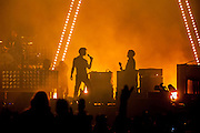 Artic Monkeys performing at the 19th Festival International of Benicassim, Spain