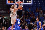 Mindaugas Kuzminskas<br /> Nazionale Italiana Maschile Senior<br /> Eurobasket 2017 - Group Phase<br /> Lithuania Italia<br /> FIP 2017<br /> Tel Aviv, 03/09/2017<br /> Foto Ciamillo - Castoria/ Ivan Mancini
