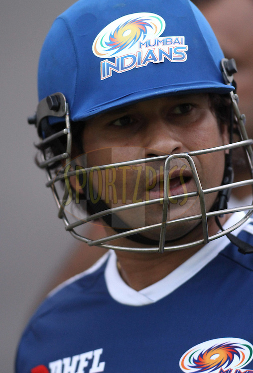 Sachin Tendulkar of the Mumbai Indians during the Mumbai Indians training session held at the Feroz Shah Kotla Cricket Stadium, Delhi, India on the 26 April 2012..Photo by Shaun Roy/IPL/SPORTZPICS..