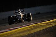 February 19-22, 2015: Formula 1 Pre-season testing Barcelona : Romain Grosjean (FRA), Lotus