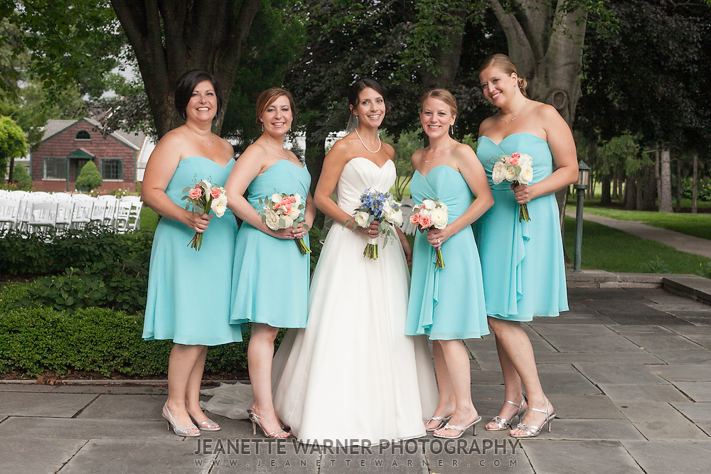 Wedding at Earhart Manor, Ann Arbor, MI. | Jeanette Warner Photography