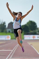 03/08/2017; Fernandez, Melanie, F20, ARG at 2017 World Para Athletics Junior Championships, Nottwil, Switzerland