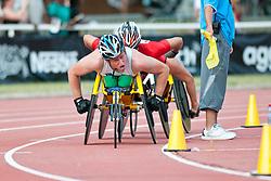 COLMAN Richard, AUS, 5000m, T54, 2013 IPC Athletics World Championships, Lyon, France