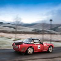 Car 14 David Hankin / Jake Ramsden