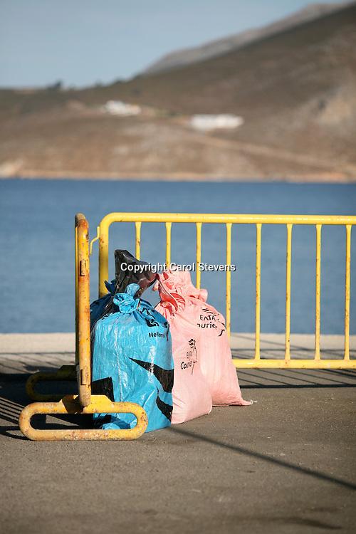 Livadia, Tilos, Dodecanese, Greece