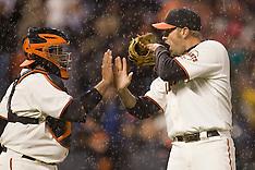 20100411 - Atlanta Braves at San Francisco Giants (Major League Baseball)