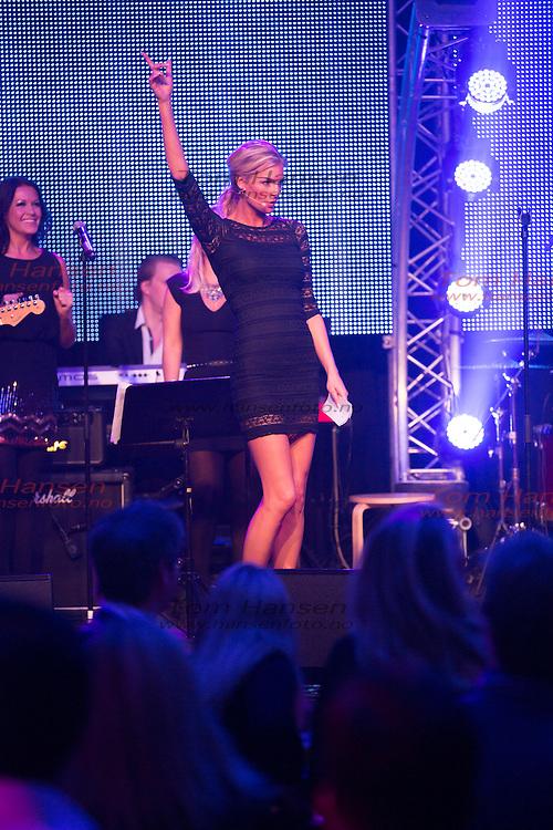 OSLO, 20131024:  Kjentfolk.no release party p&aring; Soria Moria p&aring; Torshov i Oslo. Kathrine S&oslash;rland. <br /> FOTO;  TOM HANSEN
