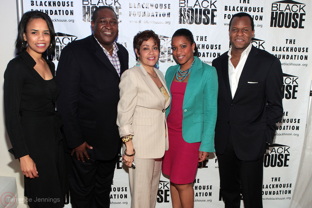 27 April 2011- New York,  NY-  l to r: Pauline Fischer, Javier Evans, Dolly Turner, Donna Dougan, and Geoffrey Fletcher, Loren Lillian,  Brickson Diamond and Ryan Tarpley  at The Blackhouse Foundation celebrates Tribeca Film Institute's 2011 TAA Participants w/ Oscar Winner Geoffrey Fletcher held the Helen Mills Event Space on April 27, 2011 in New York City. Photo Credit: Terrence Jennings