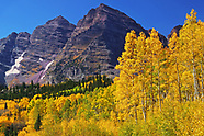 Fall Colors of Aspen and Crested Butte