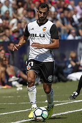 September 16, 2017 - Valencia, Spain - 21 Martin Montoya of Valencia CF during spanish La Liga Santander match between Levante UD and Valencia CF  at Ciutat de Valencia  Stadium on  September  16, 2017. (Credit Image: © Jose Miguel Fernandez/NurPhoto via ZUMA Press)