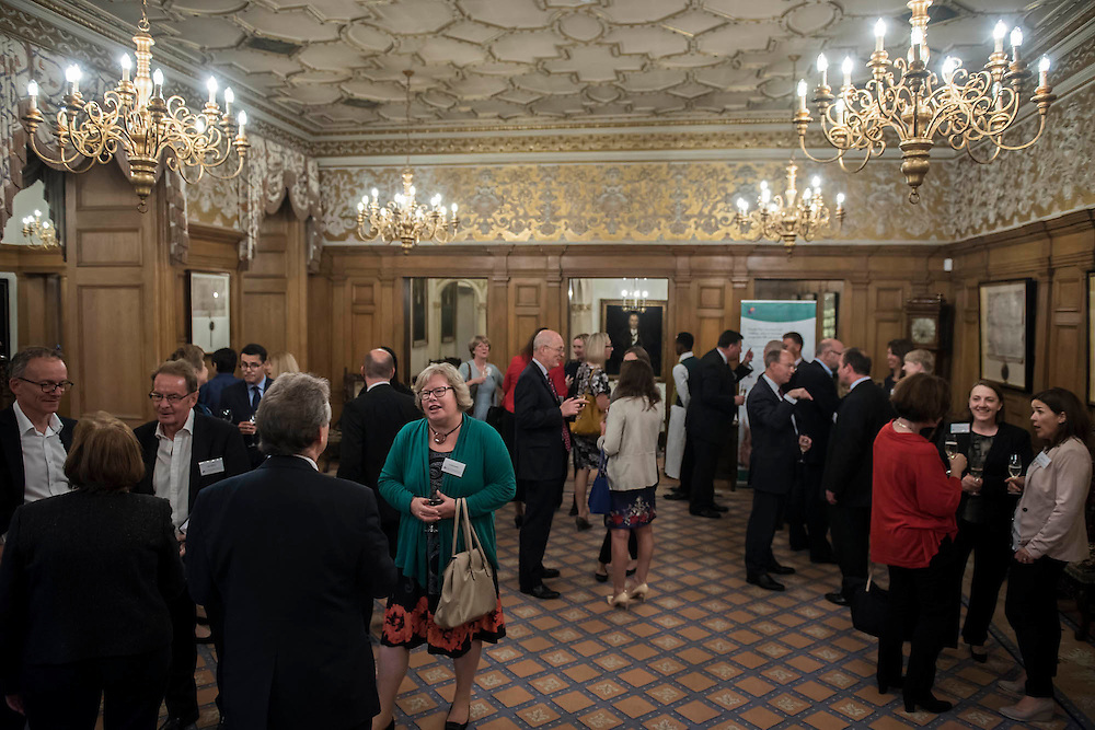 People Risk Solutions hold a 10th anniversary party at the Vintners hall, London. Guy Bell, 07771 786236, guy@gbphotos.com