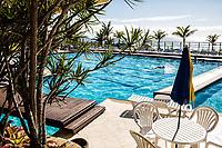 Swimming pool in Costão do Santinho Resort. Florianópolis, Santa Catarina, Brazil. / <br /> Piscina no Costão do Santinho Resort. Florianópolis, Santa Catarina, Brasil.