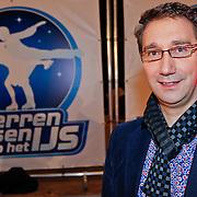 NLD/Utrecht/20110126 - Perspresentatie Sterren Dansen op het IJs 2011, jurylid Marc Forno