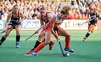 AMSTELVEEN - Maria Verschoor (Ned)  tijdens de halve finale  Nederland-Duitsland (2-1) van de Pro League hockeywedstrijd dames. COPYRIGHT KOEN SUYK