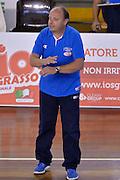 Andrea Capobianco<br /> Nazionale Italiana Femminile Senior - Rappresentativa Straniere<br /> LegA Basket Femminile 2016/2017<br /> Lucca, 04/10/2016<br /> Foto Ciamillo-Castoria