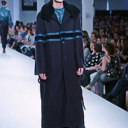 London,England,UK : 7th June 2016 : Graduate student Rosie Bowman-Shaw showcases their work at the GFW 25th Anniversary Day three show from Manchester School of Art held at Truman Brewery, London. © See Li/Alamy Live<br /> ve