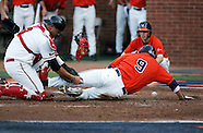 NCAA Baseball: St. John's at UVA