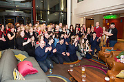 Impromptu session of all of Peter Mannions Choirs at Choir Factor in the Radisson Blu.<br /> Choir Factor is a fundraiser for The Sccul Sanctuary, Therapeutic Support Centre in Kilcornan Clarenbrdge.<br /> <br />  Photo:Andrew Downes, xposure.