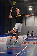 Badminton - Birmingham Uni Action photos