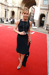 TARA PALMER-TOMKINSON at the Royal Academy of Art Summer Exhibition Preview Party on 4th June 2008.<br />