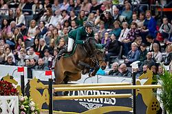 SKRZYCZYNSKI Jaroslaw (POL), Chacclana<br /> Göteborg - Gothenburg Horse Show 2019 <br /> Longines FEI World Cup™ Final I<br /> Int. jumping competition - speed and handiness<br /> Longines FEI Jumping World Cup™ Final and FEI Dressage World Cup™ Final<br /> 04. April 2019<br /> © www.sportfotos-lafrentz.de/Stefan Lafrentz