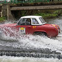 Car 57 Andrew Hamer / Caroline Hamer