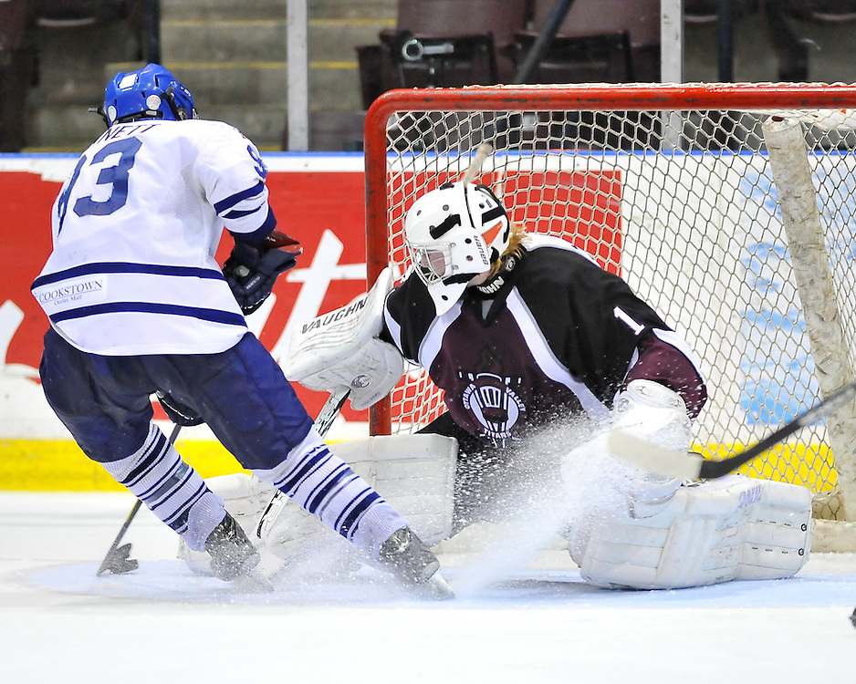 2012 OHL Cup Prospects.<br />